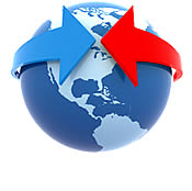 cross border and international moving services